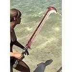 Hazardous Alchemy Rubedite Sword