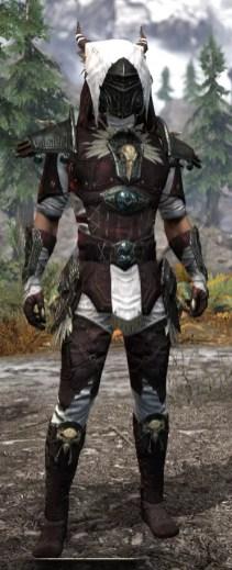 Wayward Guardian Medium - Male Front