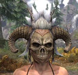 Witchwise Headdress - Female Front