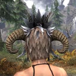 Witchwise Headdress - Female Rear