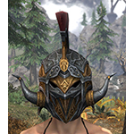 Potentate Scaled Dragon Helm