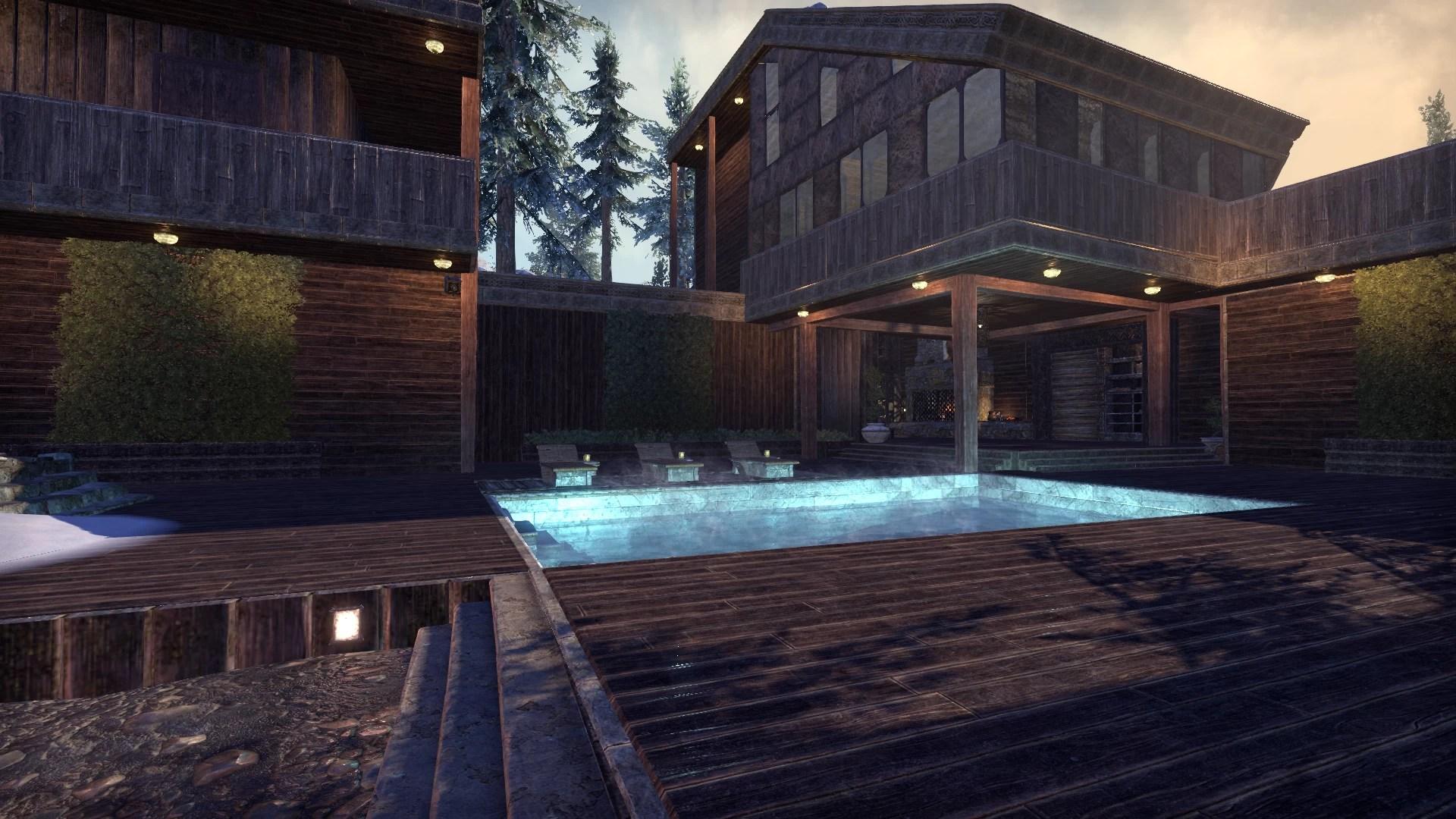 Winter house in Markarth ESO HOUSING [EU]
