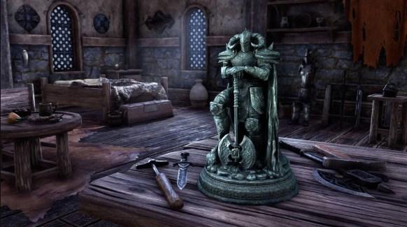Statuette: Son of Skyrim