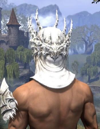 Baron Zaudrus - Male Rear