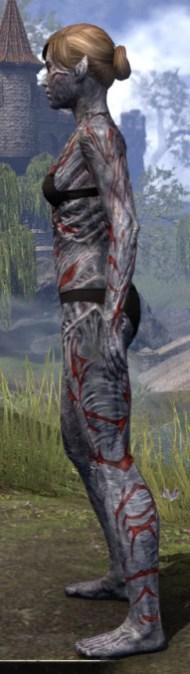 Dagon's Viscerent - Female Side