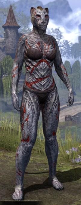 Dagon's Viscerent - Khajiit Female Front
