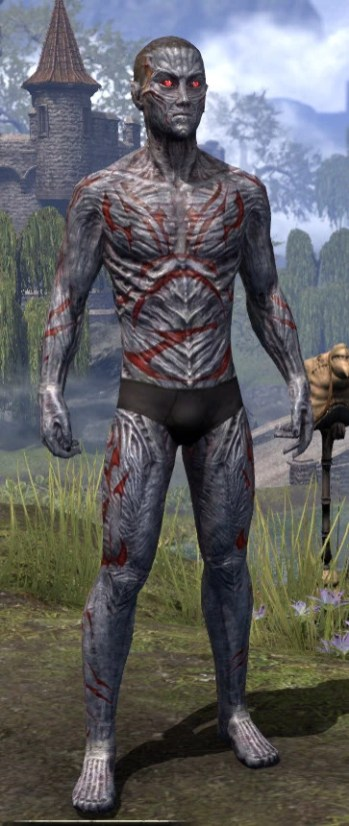 Dagon's Viscerent - Male Front