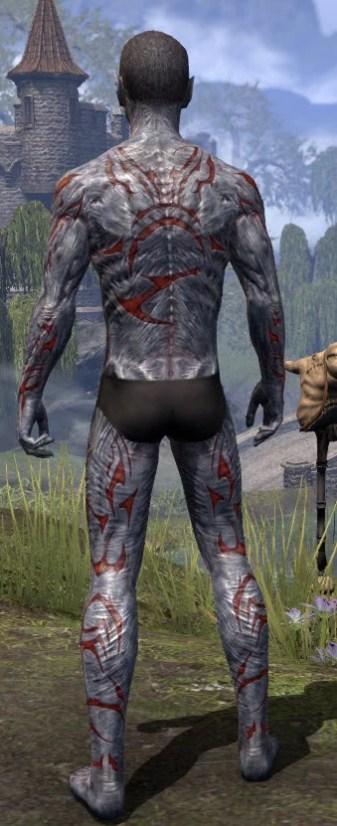 Dagon's Viscerent - Male Rear