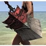 Nighthollow Ruby Ash Shield