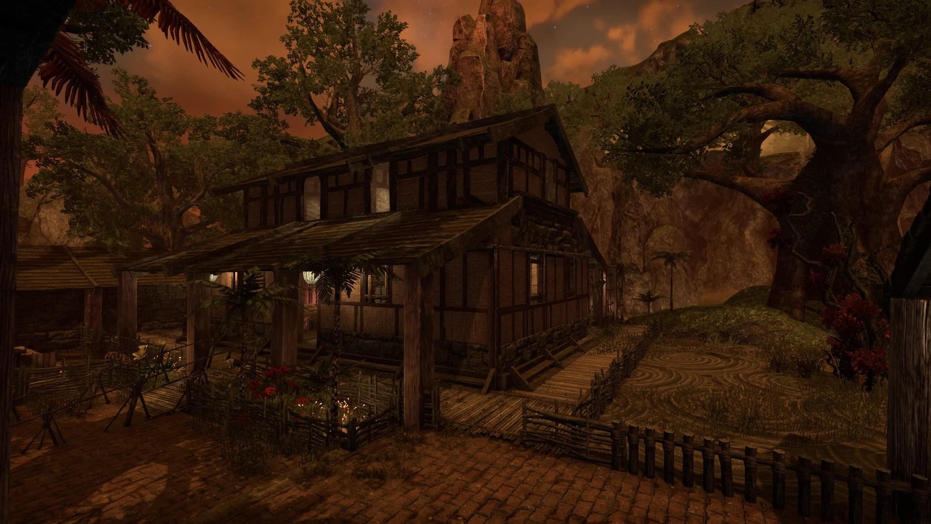 Samurai House [EU]