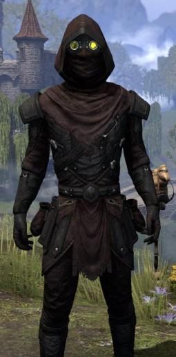 True-Sworn Light - Male Shirt Close Front