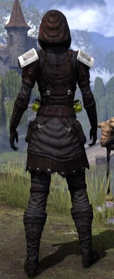 True-Sworn Medium - Female Rear