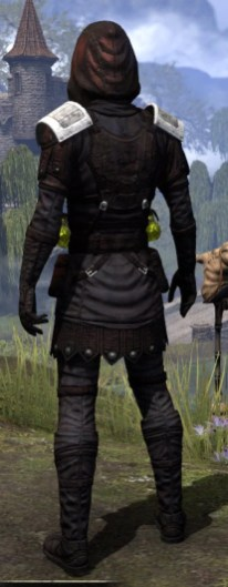 True-Sworn Medium - Male Rear