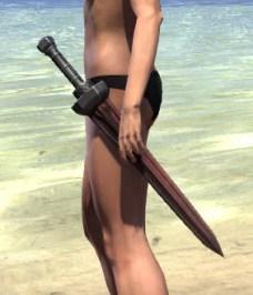 True-Sworn Sword 1
