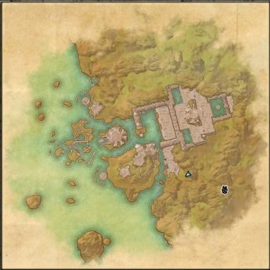 Varlaisvea Ayleid Ruins Map 2