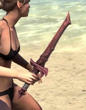 Waking Flame Dagger 2