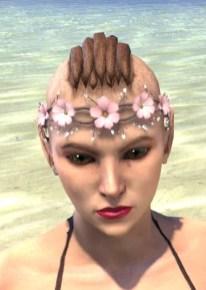 Cherry Blossom Anadem - Female Front