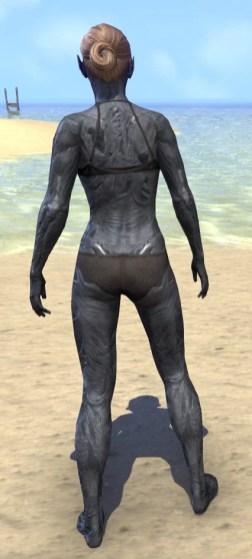 Hollow Void Husk - Female Rear
