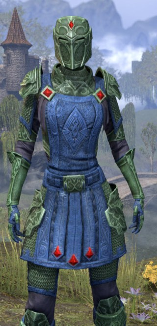 Imperial Champion - Dyed Close Front