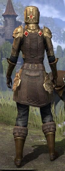 Imperial Champion - Female Rear