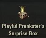 Playful Prankster's Surprise Box