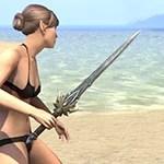 Silyanorn Ayleid Sword