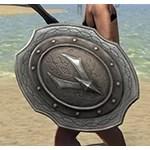Ancestral Akaviri Maple Shield