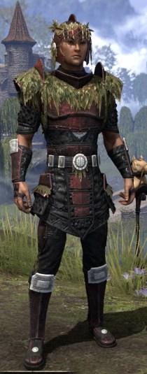 Black Fin Heavy - Male Front