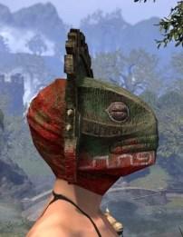 Bog Blight Funerary Mask - Female Right