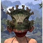 Bog Blight Funerary Mask