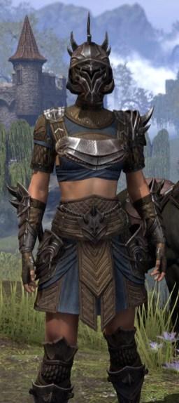 Deadlands Gladiator - Female Close Front