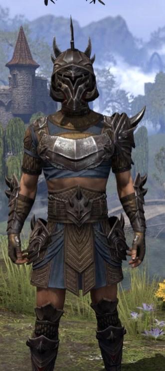 Deadlands Gladiator - Male Close Front