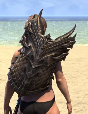 Deadlands Gladiator Shield 1