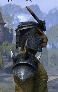 Immolator Charr - Argonian Male Right