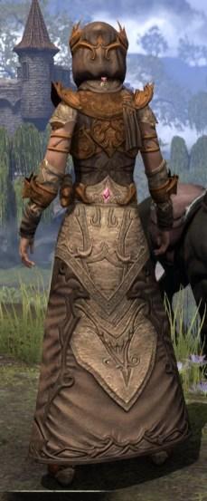 Ja'zennji Siir - Female Rear