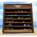 Leyawiin Bookcase, Grand Filled
