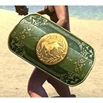 Leyawiin Brigadine Shield