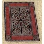 Leyawiin Carpet, Large Carmine Octad