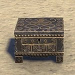 Leyawiin Jewelry Box, Iron Octopus