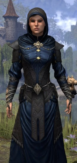 Nibenese Court Wizard - Female Close Front