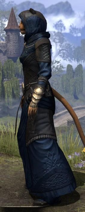 Nibenese Court Wizard - Khajiit Female Side