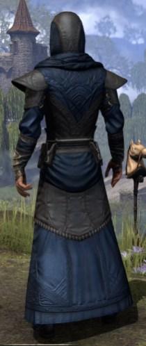 Nibenese Court Wizard - Male Rear