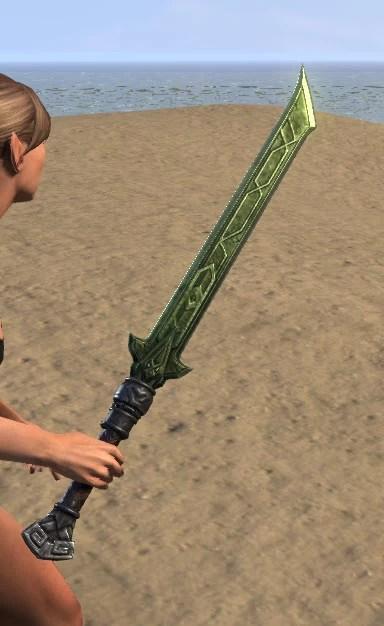 Old Orsinium Sword 2