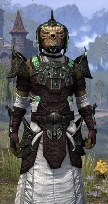 Sul-Xan Light - Argonian Male Robe Close FroNT