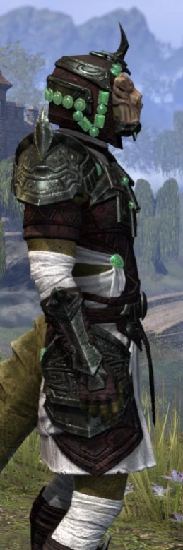 Sul-Xan Light - Argonian Male Shirt Close Side