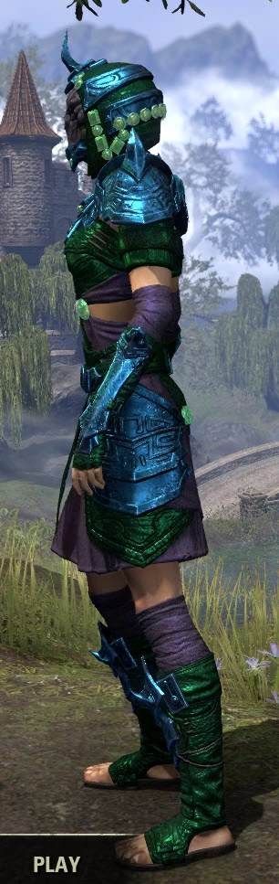 Sul-Xan Light - Dyed Shirt Side