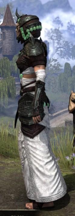 Sul-Xan Light - Female Robe Side