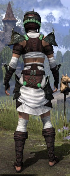 Sul-Xan Light - Female Shirt Rear