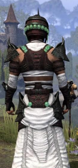 Sul-Xan Light - Male Robe Close Rear