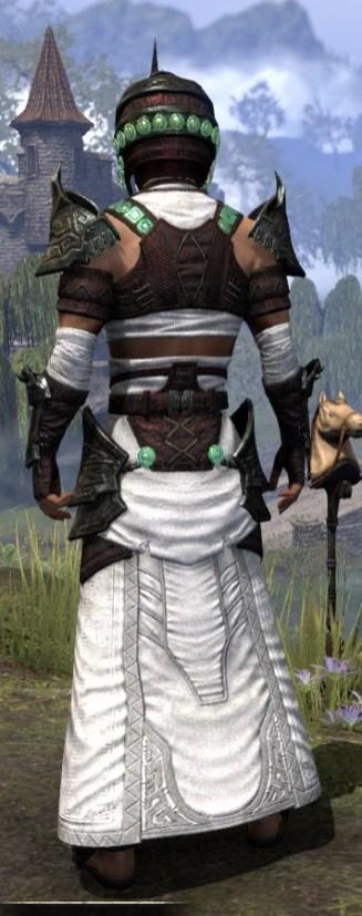 Sul-Xan Light - Male Robe Rear